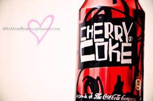 Cherry Coke by L-eve