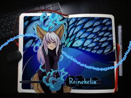 Moleskine: Reinekelin by Kate-FoX