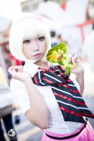 Shiemi with Nichan  II by MonicaWos