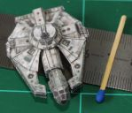 Otoma - Star Wars miniature by SarienSpiderDroid
