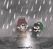 030 - Under The Rain by paratroopaCx