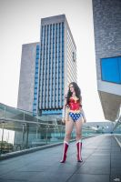 Wonder Woman by lucioless