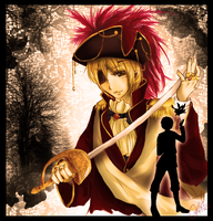 APH: England Pirate by murderaddict