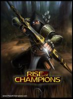 Rise Of Champions Rogue by RogierB