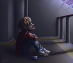 No Harbor Was His Home by HoshiNoDestiny