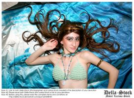 Underwater Fraulein Mermaid.4 by Della-Stock