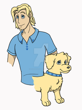 Puppy in my Pocket William by Triceratonfan4