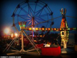 Lights at the Fair by Cherry-Cheese-Cake