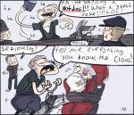 Wolfenstein The Old Blood - doodles 4 by Ayej