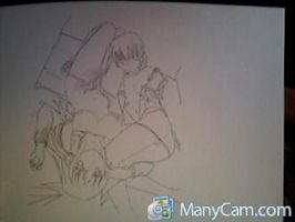 Umm what are you two doing by nami94