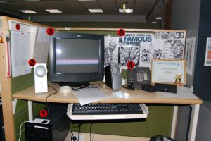 The Office by alvito