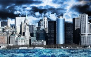 Stormy City by Seph-the-Zeth