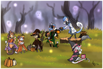 BB Event: The Hallowbean Trick or Treat by Ryu-Oni