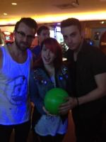 Bowling Ball, Baby by VICINITYOFOBSC3NITY