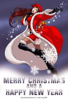 miss santa 2005 by deemonproductions
