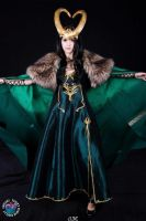 lady loki JEB 2012 by rainbowKara