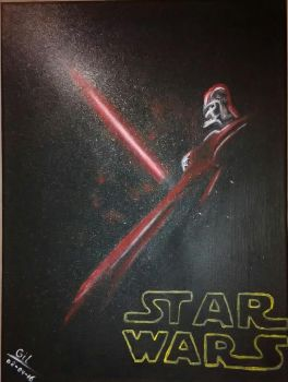 Star Wars - The dark side by bGilliand