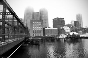 Boston Fog by MyLifeThroughTheLens