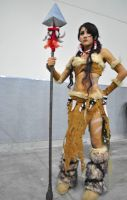 League of Legends: Nidalee by Somichu