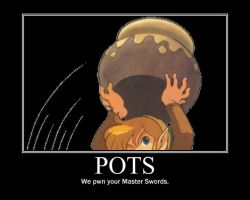 POTS motivational poster by kaienxchan