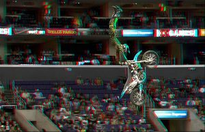 Moto-X Anaglyph by Geosammy