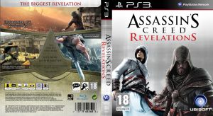 AC Revelations Box-Art by Biohazard20