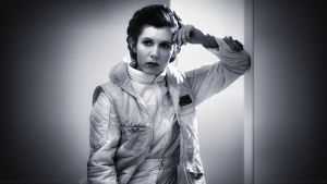 Carrie Fisher Princess Leia XXXIII by Dave-Daring