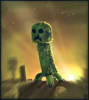 Creeper by griffsnuff