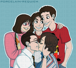 The McFly Family - How It Should Have Been by Porcelain-Requiem