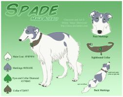 Spade reference by Idess