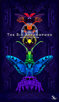 The Six Arthropods by SylviaRitter