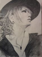 Ruki -the GazettE- by clamia