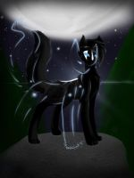 Blackest of Moons by Ambercatchan