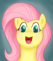 Flutterhappy by Atlur