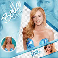 PNG Pack (105) Bella Thorne by IremAkbas