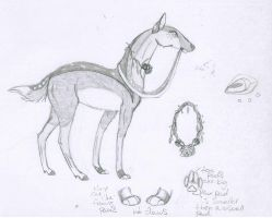 deer thing ref. by Icetalon-the-Warrior