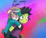 te quiero by CookieSexy