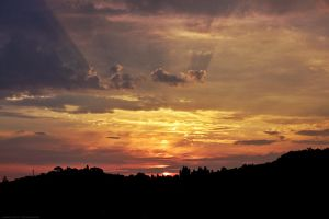 Sunrise - 20150810 by Loony-Lucy