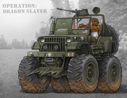 Mack's Willys Special by Rob-Cavanna