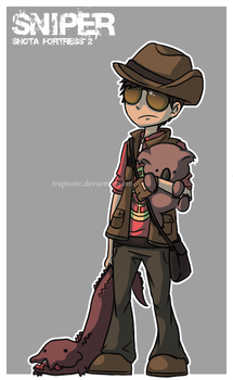 WHIPPER-SNIPER by Traptastic