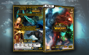 World of Warcraft BoxArt by reytime