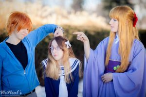 Fruits Basket Group by Ryuu-Kizu