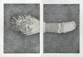 Etching Diptych: TP by ratpat13