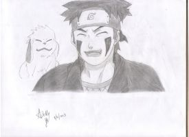 Kiba (requested) by KellyYaY