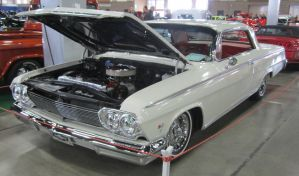 66 Chevy Impala SS by zypherion