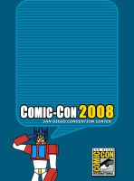 TF Journal: Comic-Con 2008 by miraibaby