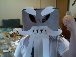 Cosplay WIP: Smithy Mask 90% Complete by BigAl2k6