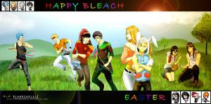 Happy Bleach Easter by NyRiam