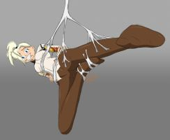 Mercy Hanging Around by AnonymousQuote