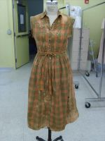 Mayella Ewell's Dress -after by LifesFitfulFever